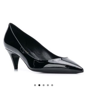NIB Saint Laurent 55mm Charlotte Pump heels